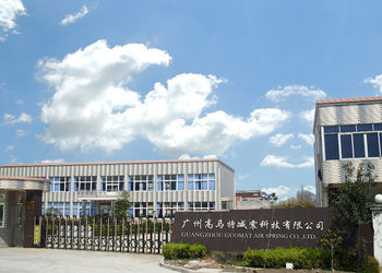 GUANGZHOU GUOMAT AIR SPRING CO. , LTD